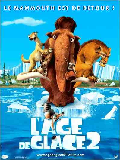 Parodie de 'Age de Glace 2'