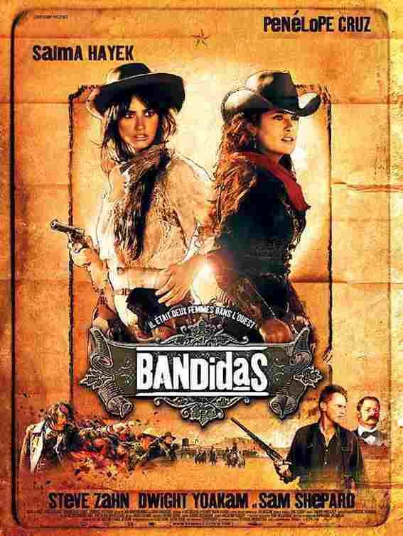 Parodie de 'Bandidas'