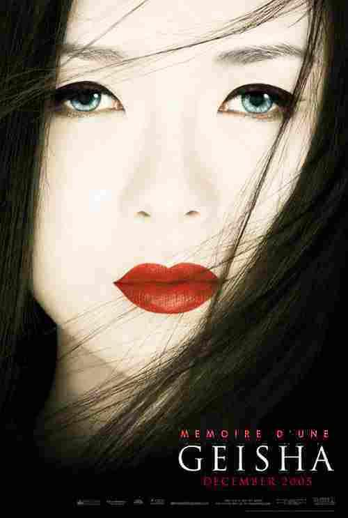 Parodie de 'Mémoires d'une Geisha'