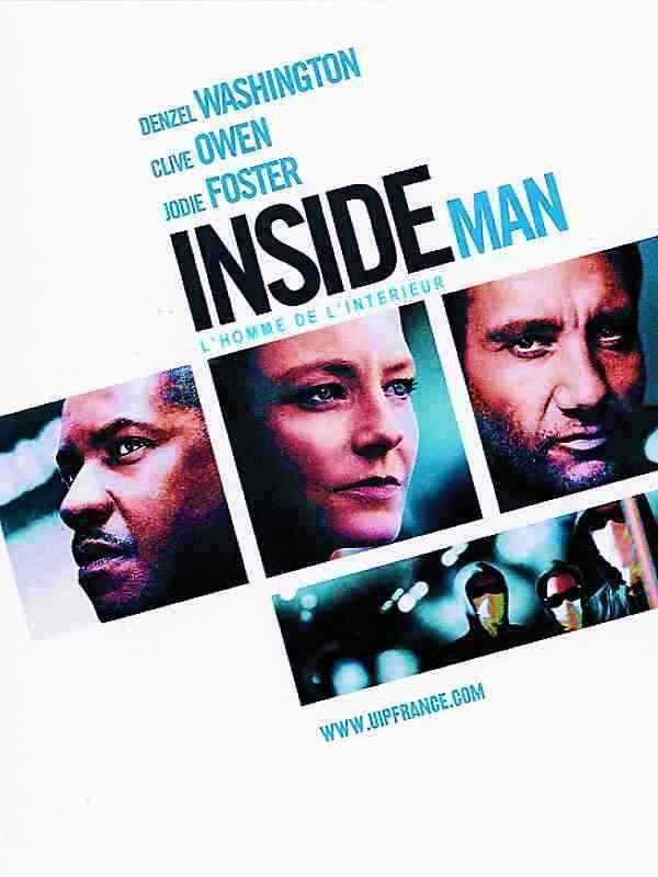 Parodie de 'Inside Man'