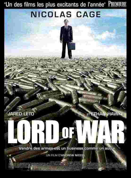 Parodie de 'Lord of War'