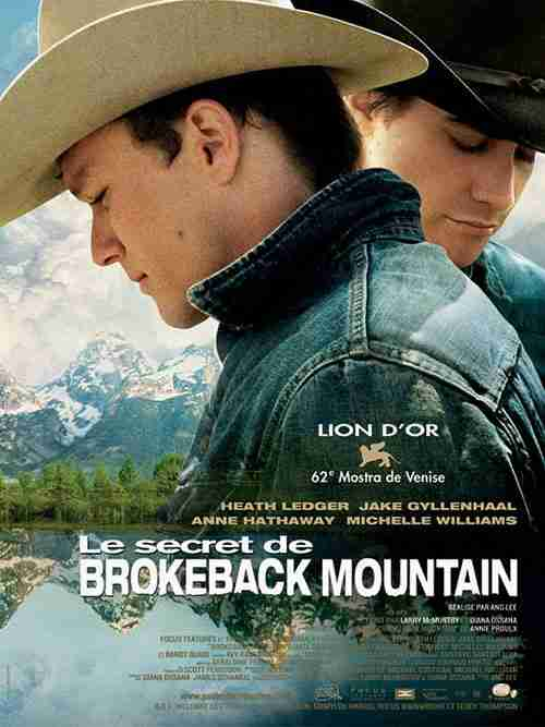 Parodie de 'Brokeback Mountain'
