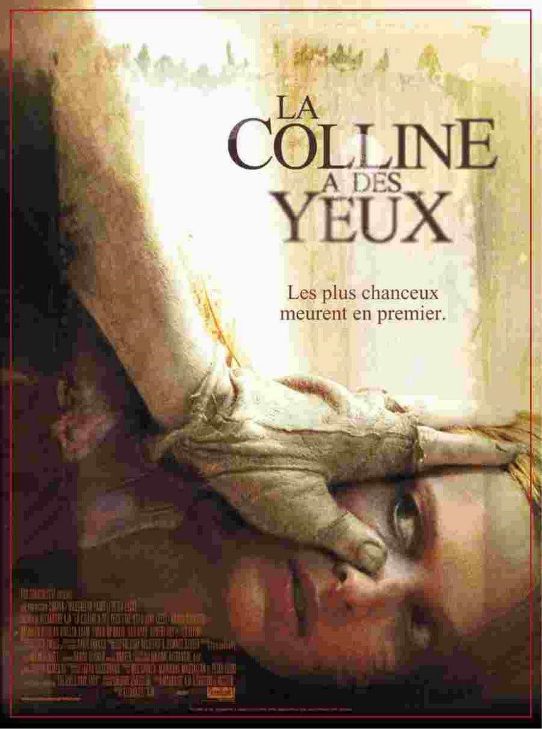 Parodie de 'La Colline a des Yeux'