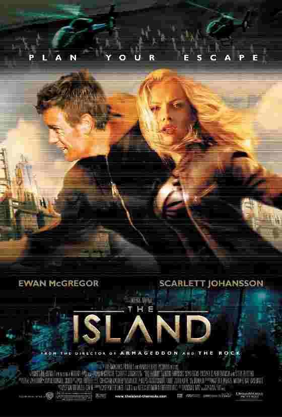 Parodie de 'The Island'