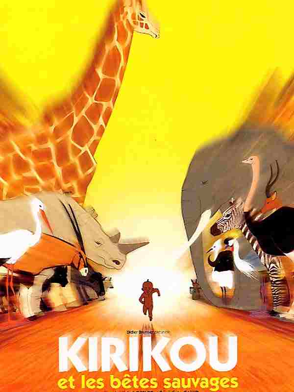 Parodie de 'Kirikou et les Bêtes Sauvages'