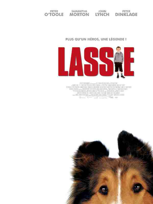 Parodie de 'Lassie'