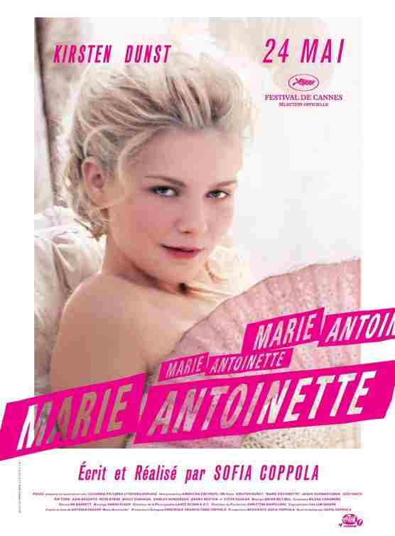 Parodie de 'Marie-Antoinette'