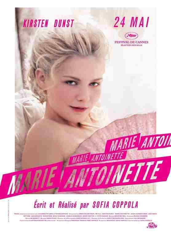Parodie de 'Marie-Antoinette'