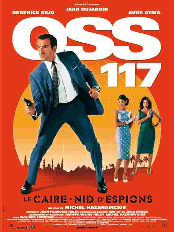 Parodie de 'OSS 117'