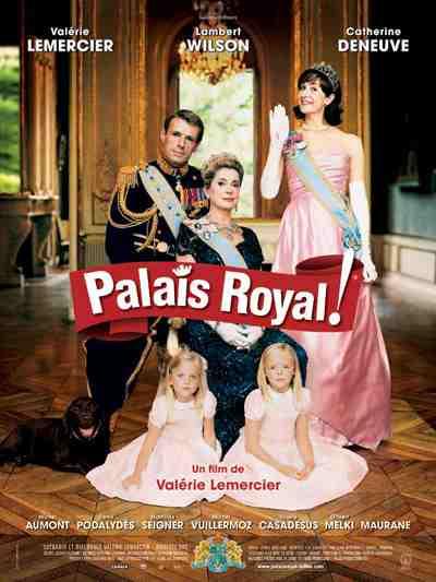 Parodie de 'Palais Royal'