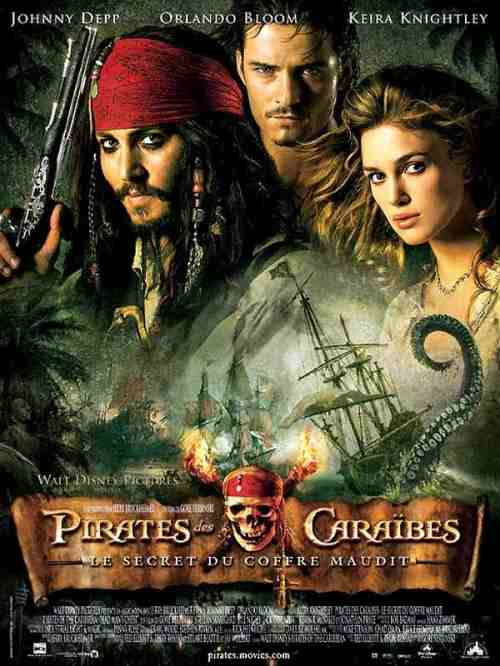 Parodie de 'Pirates des Carabes 2'