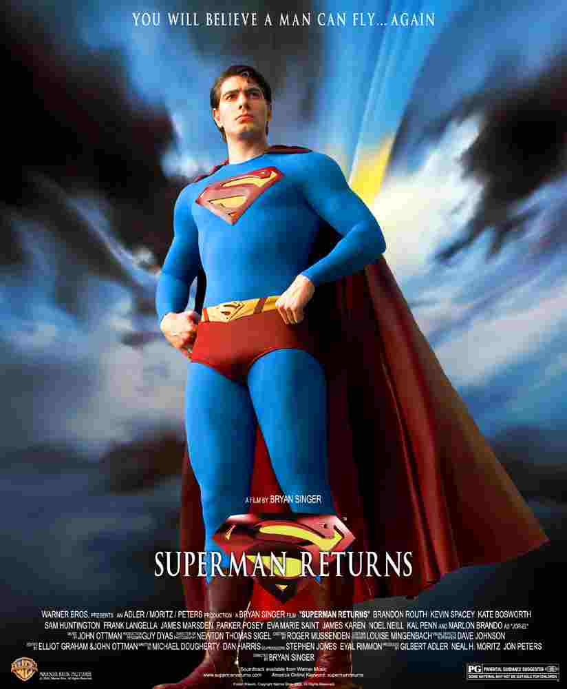 Parodie de 'Superman Returns'