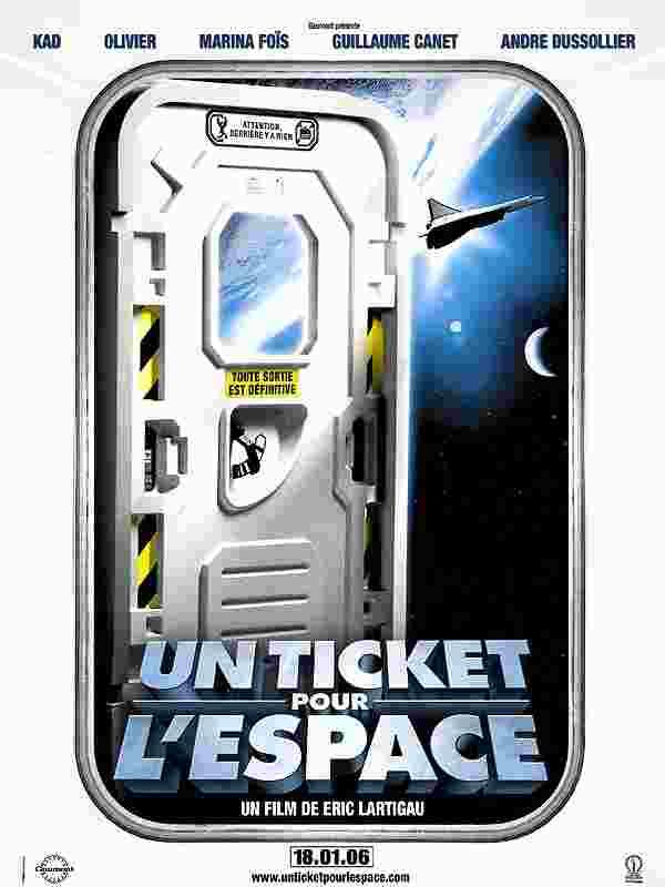 Parodie de 'Un Ticket pour L'Espace'