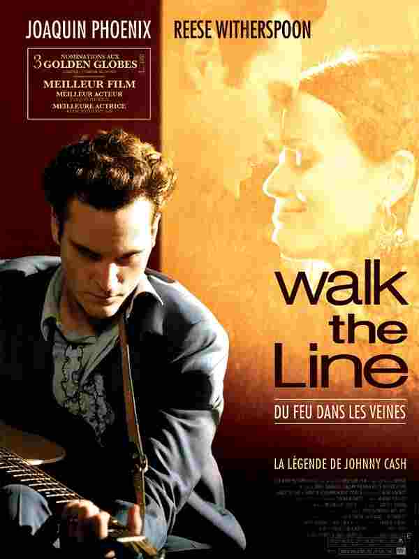Parodie de 'Walk the Line'