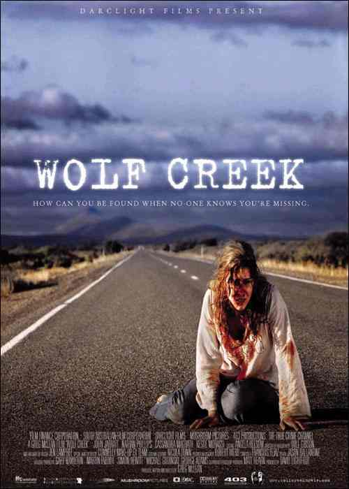 Parodie de 'Wolf Creek'