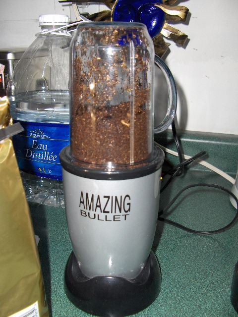 Can Magic Bullet Grind Coffee