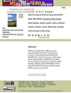MSN - October 22, 1996