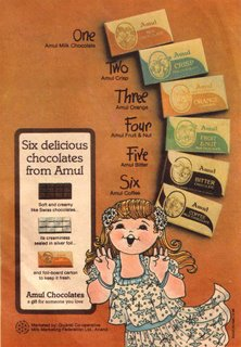 Amul Chocolates