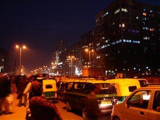 Delhi After Dark