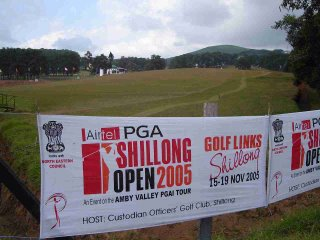 Golf Links, Shillong