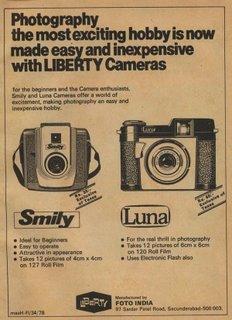 Liberty Cameras