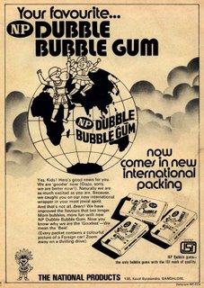 NP Dubble Bubble Gum