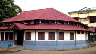 St. Edmund's College, Shillong - Principal's office