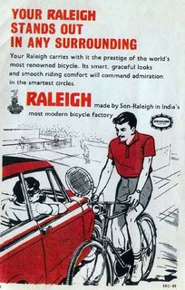 Raleigh Cycles