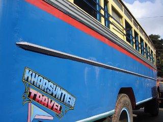 Shillong City Bus