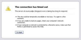 Blogger Blocked?