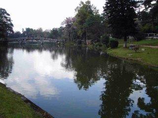 Ward's Lake, Shillong