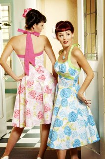 PinUpGirlClothing.com Goes Blog!: Pinup Couture Teaser - Spring 2007
