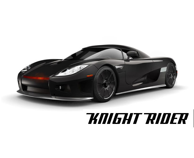 the new knight rider sucks