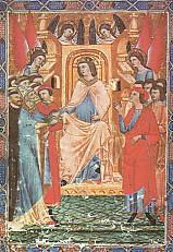 Jacques III prétant serment