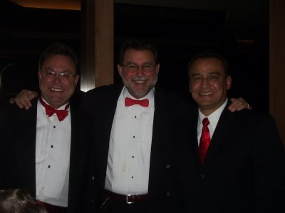 Richard, Tom, and Juan