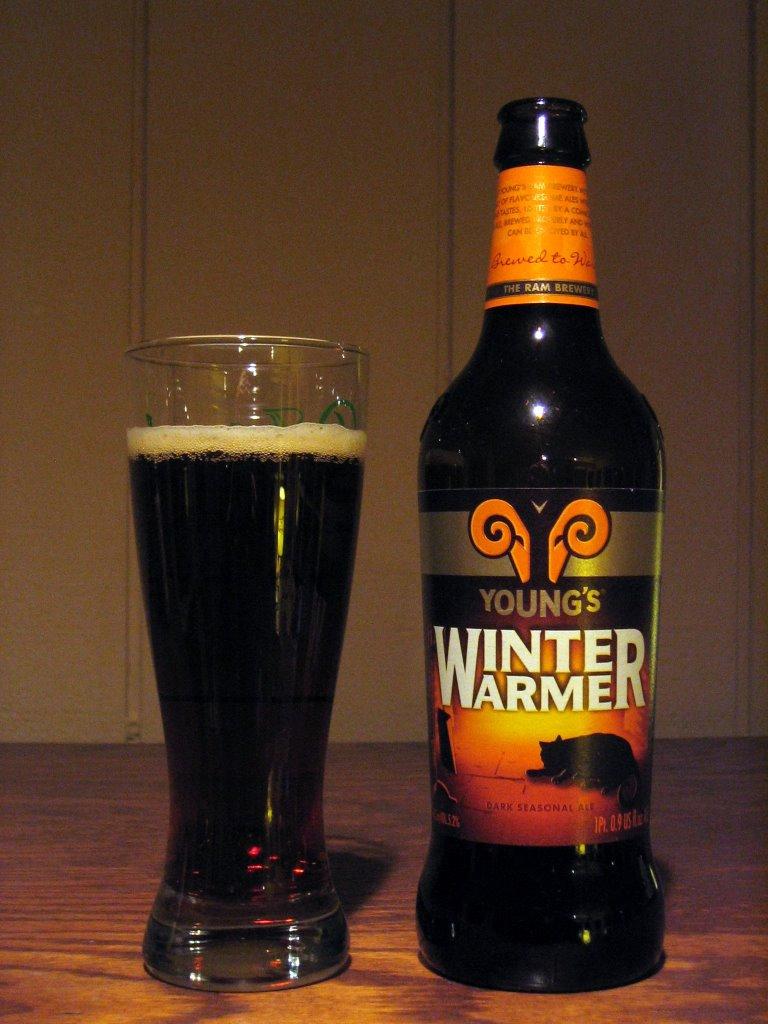 Young's Winter Warmer | British Beer | Pinterest
