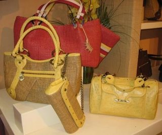 BagTrends by Pamela Pekerman: Elaine Turner Handbags - Spring 2007 preview :  handbag spring 2007 elaine turner bag trends