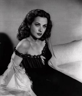 Hedy Lamarr photo