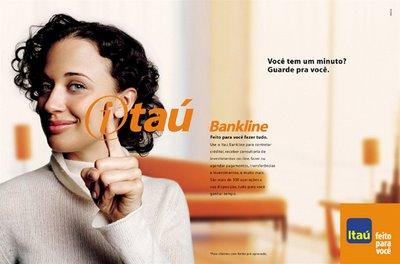 Itau_Bankline Promo