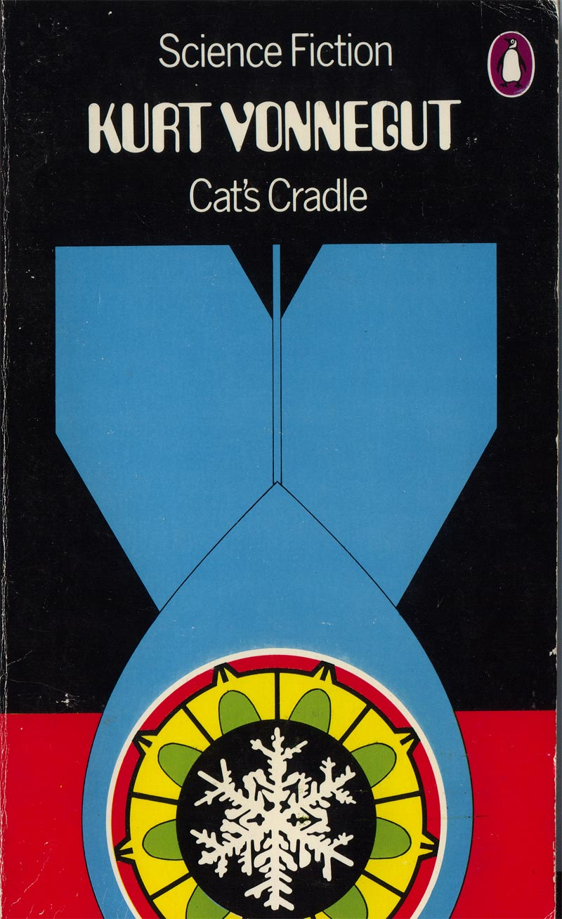 kurt vonneguts cats cradle use of An exploration of the purpose of truth and lies in kurt vonnegut's novel, cat's cradle as they pertain to the made-up religion of bokononism the analysis is also.