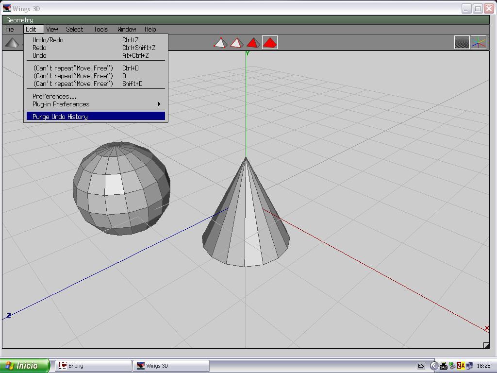 Programas libres para trabajo en 3d bv for Programa para disenar muebles en 3d
