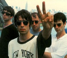 The band Oasis