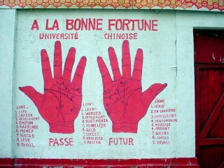 A la bonne fortune by Andreea