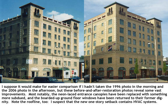 As The Chain Motels Out By Interstate Took More And Of Travelers Business Downtown Hotels
