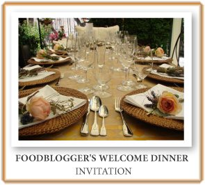Inviting all food bloggers
