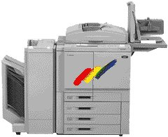 color copier,digital color copier