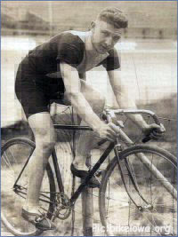 Victor Hopkins - One tough cyclist