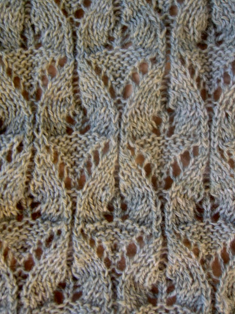 Cap Knitting Patterns : schrodinger knits: Gothic Window Lace