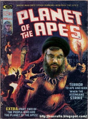 Planet of The Apes: The Next Jihad