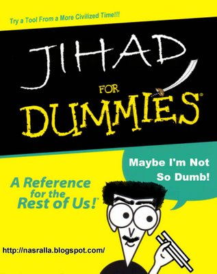 Jihad is for dummies